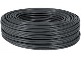 Câble Ethernet Multibrin F/UTP CAT6 Noir - 100M