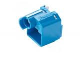 Lot de 10 verrous + 1 clé PSL-DCPLRX - bleu