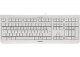 CHERRY Clavier KC-1000 USB gris