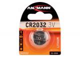 ANSMANN Pile lithium 5020122 CR2032 blister de 1