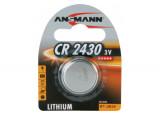 ANSMANN Piles lithium 5020092 CR2430 blister de 1