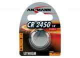ANSMANN Piles lithium 5020112 CR2450 blister de 1