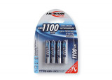 ANSMANN Batteries 5035232 HR03 / AAA blister de 4