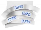Ruban 9MM bleu sur blanc pour LP150/250-LM350/450/210D/220P