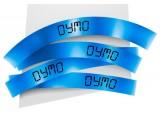 Ruban 19MM noir sur bleu pour labelmanager 350/450/300/400