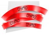 Ruban 19MM noir sur rouge pour labelmanager 350/450/300/400