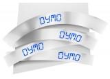 Ruban 19MM bleu sur blanc pour labelmanager 350/450/300/400