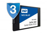 DISQUE SSD WD 3D NAND SSD Blue 2.5'' SATA III - 500Go
