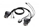D-LINK Commutateur KVM + Audio 2 x USB - DKVM-222