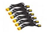 Câble alimentation APC C13/C14 0.61m AP8702S (Pack de 6)