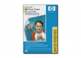 Papier photo HP Advanced Glossy Brillant A6 - 100 feuilles