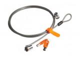 KENSINGTON Câble de vérouillage Twin MicroSaver 2.1m