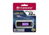 TRANSCEND Cle USB 3.0 JetFlash 760 - 32Go Noir