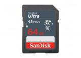 SANDISK Carte SDXC Ultra Class 10 UHS-I - 64Go
