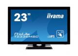 Ecran IIYAMA ProLite T2336MSC-B2 VGA/DVI/HDMI/USB + HP-23''
