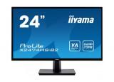 """IIYAMA X2474HS-B2 Ecran 24"""" Full HD  IPS"""