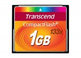 TRANSCEND Carte Compact Flash 133x - 1Go