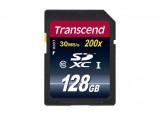 TRANSCEND Carte SDXC 200x Class 10 - 128Go
