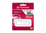 TRANSCEND Clé USB 3.0 JetFlash 730 32 Go blanche