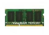 Mémoire KINGSTON SODIMM DDR3 1333MHz CL9  4Go