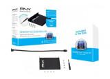 """PNY kit de montage  SSD/HDD 2.5'' en baie 3,5"""" + TrueImage"""