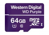 WD Carte Micro SDXC Class 10 64 Go