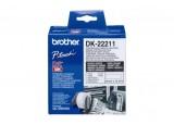 Rouleau d'étiquettes BROTHER 2.9cm x 15.2m - DK-22211