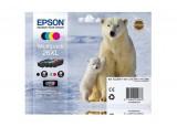 Cartouche EPSON C13T26364020 26XL - Noir + 3 couleurs