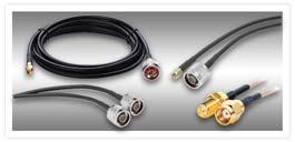 Les câbles pour antennes WiFi