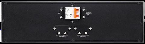 batteries supplémentaires pour onduleur infosec BB E6 LCD RT Evolution-8/10k + E6 LCD TM RM