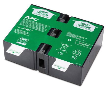 batterie de rechange APC RBC124