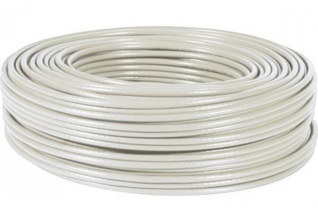 cable ethernet 100m gris multibrin CAT5e FTP