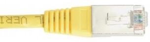 cable ethernet pas cher ftp jaune 5m cat 6