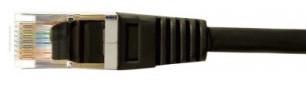 cable ethernet ftp noir 3m cat 5e