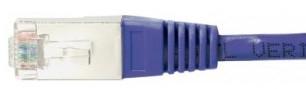 cable ethernet ftp violet 3m cat 5e