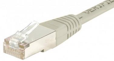 cable ethernet ftp gris 40m cat 5e