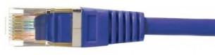 cable ethernet ftp violet 5m cat 5e