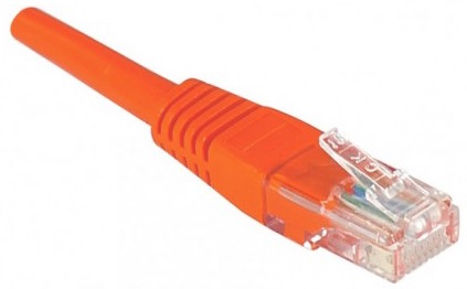 cable ethernet utp rouge 2m cat 5e