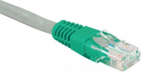 cable ethernet utp croisé gris 2m cat 5e