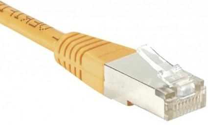 cable ethernet ftp orange 15m cat 6