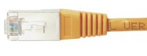 cable ethernet ftp orange 1m cat 6