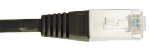 cable ethernet ftp noir 30m cat 6