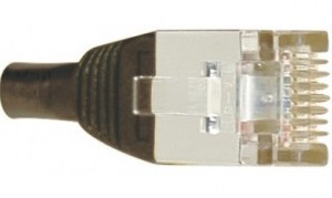 cable ethernet ftp noir 3m cat 6