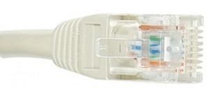 cable ethernet utp gris 20m catégorie 6