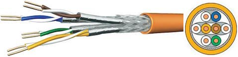 câble ethernet Draka de type UC 900 SS27