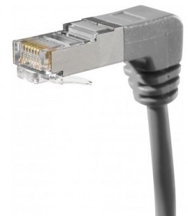 C ble rj45 cat 5e f utp coud bas gris 2 0m achat - Cable ethernet categorie ...