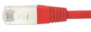 cable ethernet sftp croisé rouge 2m cat 6