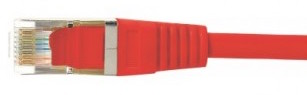 cable ethernet sftp croisé rouge 3m cat 6