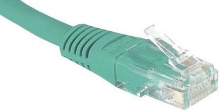 cable ethernet pas cher utp vert 5m cat 5e