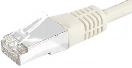 C ble rj45 cat6 s ftp gris 0 30 m achat vente - Cable ethernet categorie 6 ...